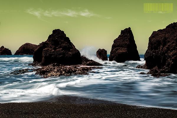 Rodeo Beach, California